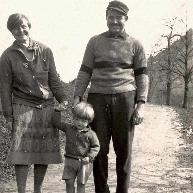 Ernest Hemingway ritkán látott családi fotói